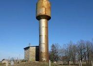 Pradedami vykdyti netinkamų naudoti vandens bokštų griovimo darbai