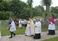 Vertimai švenčia parapijos įkūrimo šimtmetį ir bendruomenės veiklos dešimtmetį