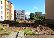Prasidėjo Jurbarko miesto Ugniagesių gatvės rekonstravimo darbai