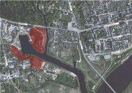 Bus tvarkoma teritorija šalia Mituvos upės ir jos senvagės