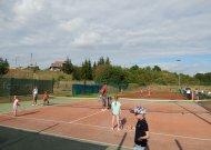 Vaikų teniso turnyre daugybė emocijų ir apdovanojimų