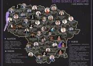Jurbarke vyks Karšuvos kandidatų į Seimą debatai