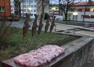 Kauno gatvėje įamžintos žiobrinės ir savitarpio pagalbos kredito draugija