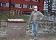 Keturi nauji meno kūriniai papuošė Kauno gatvę