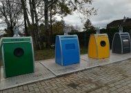 Požeminė konteinerių aikštelė Jurbarke