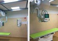 Jurbarko ligoninėje atnaujinta rentgeno diagnostikos įranga