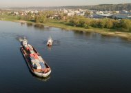 ES investicijos – laivybai Nemunu tarp Kauno ir Kuršių marių gerinti