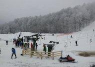 Startuos slidinėjimo centrai – kiti karantino sušvelninimai paaiškės trečiadienį