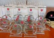 Jurbarko rajono 2020 metų sporto apdovanojimai