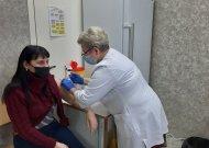 Pradėta Jurbarko švietimo darbuotojų vakcinacija nuo Covid-19