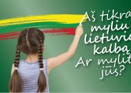 Lietuvių kalbos dienų renginiai jau vyksta