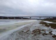 Ledonešis jau čia pat – ar  Jurbarkui prognozuojamas potvynis? (Hidrometeorologės komentaras)
