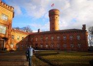 Raudonės pilies bokštas savaitgalį sulaukė gausaus lankytojų būrio