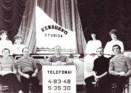 """""""Kanabėkas"""" respublikinio konkurso metu 1989 m. kovo 18 d.  Klaipėdos žvejų ir sporto rūmuose."""