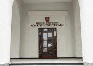 Konstitucinis teismas šiandien skelbs nutarimą dėl tiesioginių merų rinkimų bylos