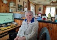 Buvusi Vadžgirio bibliotekininkė per karantiną nenuobodžiauja – rašo naują knygą