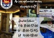 Nuo gegužės 3 d. duris atveria Panemunių regioninio parko lankytojų centras