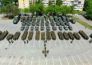 Mieste vyks karinės pratybos