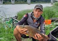 Sportinė žūklė traukia žvejus į Jurbarką