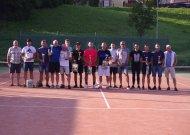 Įvyko 13-asis R. Brazaičio vardo teniso taurės vyrų dvejetų turnyras