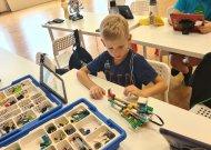 Jurbarko vaikai kviečiami į robotikos užsiėmimus (video)