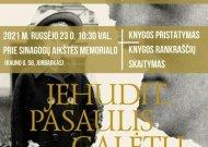 Lietuvos žydų genocido atminimo dienos minėjimas vyks ir Jurbarke