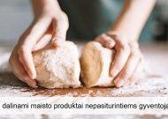 Dėl paramos maisto produktais