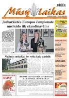 Mūsų Laikas - Jurbarko rajono laikraštis, Nr. 45 (838)