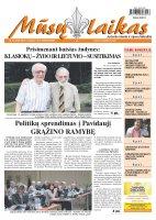 Mūsų Laikas - Jurbarko rajono laikraštis, Nr. 53 (846)