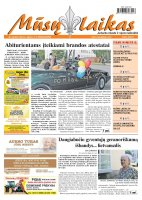 Mūsų Laikas - Jurbarko rajono laikraštis, Nr. 54 (847)
