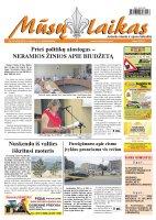 Mūsų Laikas - Jurbarko rajono laikraštis, Nr. 59 (852)