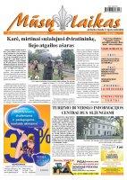 Mūsų Laikas - Jurbarko rajono laikraštis, Nr. 61 (854)