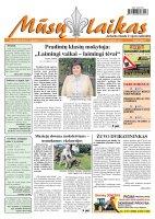 Mūsų Laikas - Jurbarko rajono laikraštis, Nr. 66 (859)