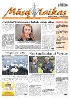 Mūsų Laikas - Jurbarko rajono laikraštis, Nr. 69 (862)