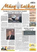 Mūsų Laikas - Jurbarko rajono laikraštis, Nr. 70 (863)