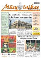 Mūsų Laikas - Jurbarko rajono laikraštis, Nr. 75 (868)