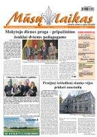 Mūsų Laikas - Jurbarko rajono laikraštis, Nr. 77 (870)