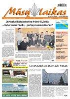 Mūsų Laikas - Jurbarko rajono laikraštis, Nr. 80 (873)