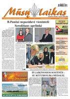 Mūsų Laikas - Jurbarko rajono laikraštis, Nr. 83 (876)