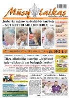 Mūsų Laikas - Jurbarko rajono laikraštis, Nr. 90 (883)
