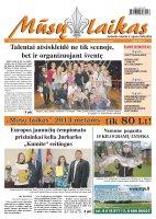Mūsų Laikas - Jurbarko rajono laikraštis, Nr. 91 (884)