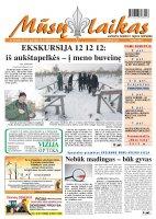 Mūsų Laikas - Jurbarko rajono laikraštis, Nr. 96 (889)