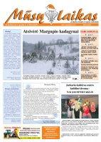 Mūsų Laikas - Jurbarko rajono laikraštis, Nr. 98 (900)