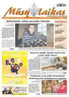 Mūsų Laikas - Jurbarko rajono laikraštis, Nr. 02 (903)