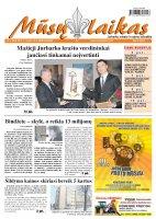 Mūsų Laikas - Jurbarko rajono laikraštis, Nr. 03 (904)