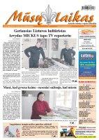 Mūsų Laikas - Jurbarko rajono laikraštis, Nr. 04 (905)