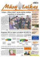 Mūsų Laikas - Jurbarko rajono laikraštis, Nr. 06 (907)