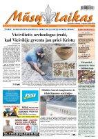 Mūsų Laikas - Jurbarko rajono laikraštis, Nr. 09 (910)