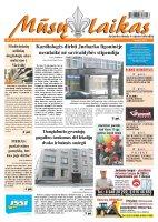 Mūsų Laikas - Jurbarko rajono laikraštis, Nr. 11 (912)