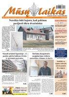 Mūsų Laikas - Jurbarko rajono laikraštis, Nr. 16 (917)